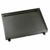Black Radiator Guards - To Fit the Habistat Reptile Radiator