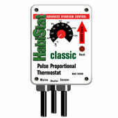 HabiStat Pulse Thermostat High Range White 600w