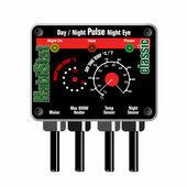 HabiStat Pulse Thermostat Day/Night Night Eye Black 600w