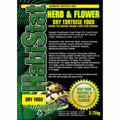 HabiStat Dry Tortoise Food Herb and Flower