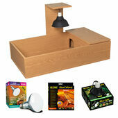 Monkfield Tortoise Table Kit, 109 x 61 x 61cm (43 x 24 x 9