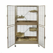 Little Zoo Venturer Complete Rodent Cage