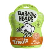 Barking Heads Baked Treats Apple Snaffles Dog Treats