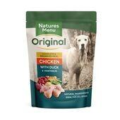 Natures Menu Chicken Adult Wet Dog Food
