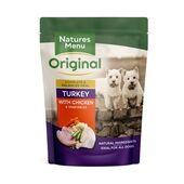 Natures Menu Turkey & Chicken Wet Adult Dog Food