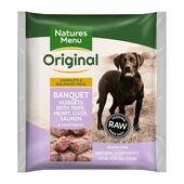Natures Menu Banquet Original Raw Nuggets