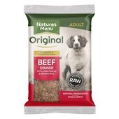 Natures Menu Original Beef Complete Raw Dinner for Dogs