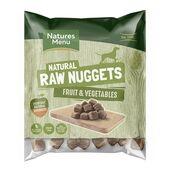 Natures Menu Blended Fruit & Vegetables Adult Raw Nuggets