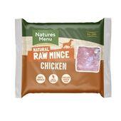 Natures Menu Minced Chicken Raw Dog Food