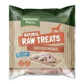 Natures Menu Chicken Wings Raw Dog Treat