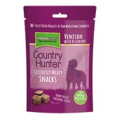 Country Hunter Freeze Dried Venison & Blueberry Raw Dog Treat