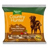 Country Hunter Grass-Fed Beef Raw Nuggets for Dogs