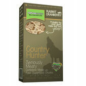 Country Hunter Rabbit & Cranberry Superfood Crunch Dry Dog Food