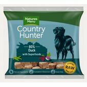 Country Hunter Succulent Duck Raw Nuggets for Dogs