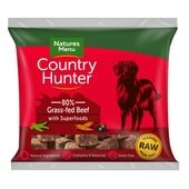 Country Hunter Turkey & Goose Raw Nuggets for Dogs