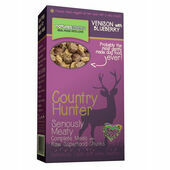 Country Hunter Venison & Blueberry Superfood Crunch Dry Dog Food
