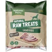 Natures Menu Lamb Ribs Natural Raw Dog Treat
