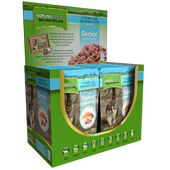 Natures Menu Senior - Salmon & Cod Cat Food Pouch