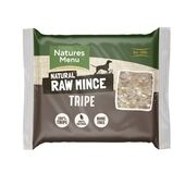 Natures Menu Minced Tripe Raw Dog Food