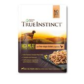 True Instinct Free Range Chicken Fillets Wet Adult Dog Food