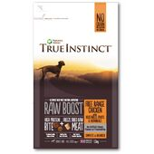 True Instinct Raw Boost Free Range Chicken Adult Dry Dog Food