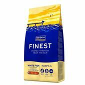 Fish4Dogs Finest White Fish Puppy Dry Dog Food