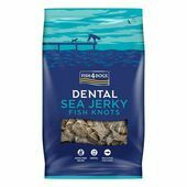 Fish4Dogs Sea Jerky Fish Knots Dog Treats