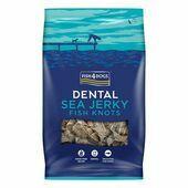 Fish4Dogs Sea Jerky Fish Knots Dog Treats