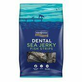 Fish4Dogs Sea Jerky Skinny Strips Dog Treats