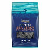 Fish4Dogs Sea Jerky Whoppers Dog Treats