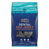 Fish4Dogs Sea Jerky Whoppers Dog Treats