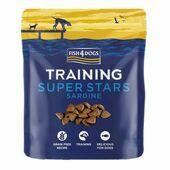 Fish4Dogs Super Stars Sardine Training Treats