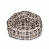 Danish Design Classic Check Cushion Dog Bed