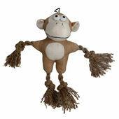 Danish Design Marcelle the Monkey Plush Dog Toy - 14\