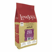 Lovejoys Adult Duck & Rice Dry Dog Food