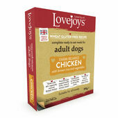 Lovejoys Adult Chicken with Rice & Vegetables Wet Dog Food