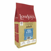 Lovejoys Adult Fish & Rice Dry Dog Food