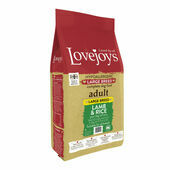 Lovejoys Adult Large Breed Lamb Dry Dog Food