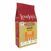 Lovejoys Adult Large Breed Turkey Dry Dog Food