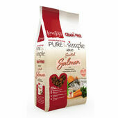 Pure & Simple Adult Grain Free Scottish Salmon Dry Dog Food