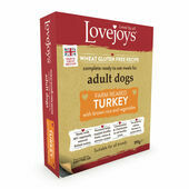 Lovejoys Adult Turkey with Rice & Vegetables Wet Dog Food