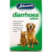 Johnson\'s Diarrhoea Tablets - 12 Tablets