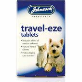 Johnson's Travel-Eze Tablets - 24 tablets