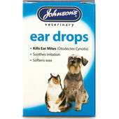 Johnson's Ear Drops 15ml