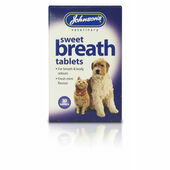 Johnson's Sweet Breath Tablets 30 tablets