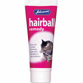 Johnson\'s Hairball Remedy For Cats 50g