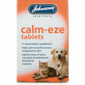 Johnson\'s Calm-Eze Tablets - 36 Tablets
