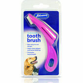 Johnson's Dog Toothbrush