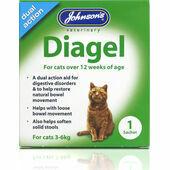 Johnson's Diagel Granules Diarrhoea / Constipation Treatment