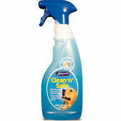Johnson's Clean 'n' Safe Disinfectant/Cleaner For Cats & Dogs 500ml